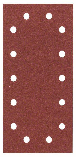 Feuilles abrasives pour ponceuse 115x230mm pack 10