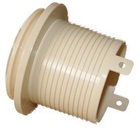 Bouchon obturateur PVC BETUY pour gaine LST Ø80x2,5mm