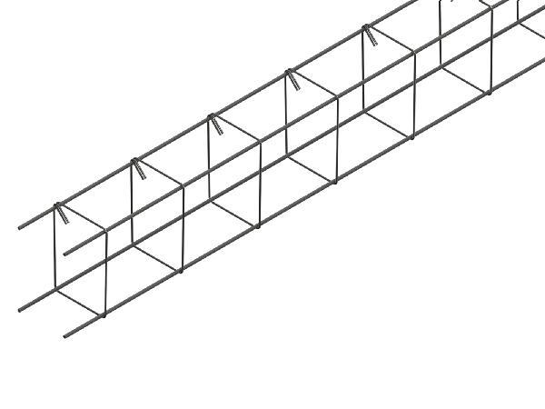 Chaînage 15x15 4T08 E=20 6m