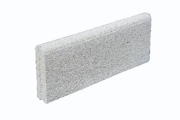 Bordurette DROITE Ep.5x25x50cm grise