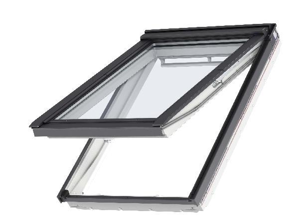fenetre de toit gpu 0057 tout confort sk06 114x118cm. Black Bedroom Furniture Sets. Home Design Ideas