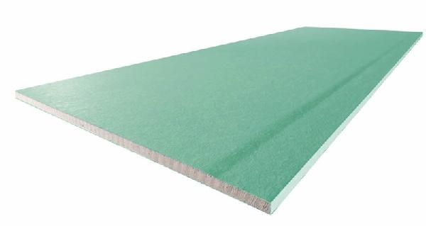 Plaque plâtre PREGYDRO hydro BA 13mm 250x120cm