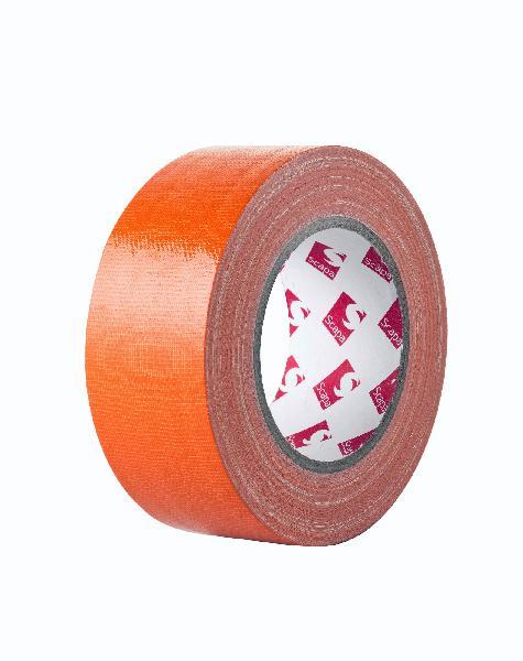 Ruban toile de façadier 3119 tissu orange 48x33m