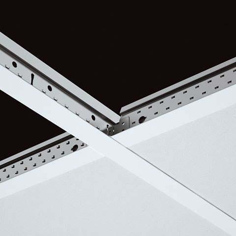 Entretoise à clic BP313051B PRELUDE XL 38x24mm blanc 1,20m