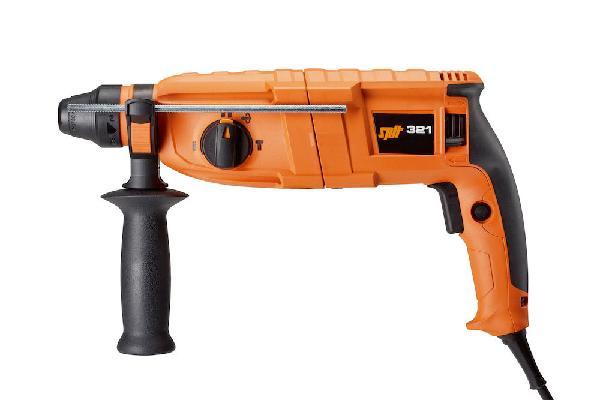 Marteau-perforateur SPIT 321 + forêt-accessoires 790W 2,7joules SDS +