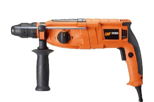 Marteau-perforateur SPIT 330 + forêt-accessoires 850W 3,2joule SDS +