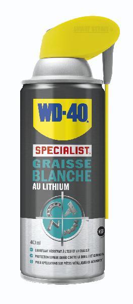 Graisse blanche lithium 400ml