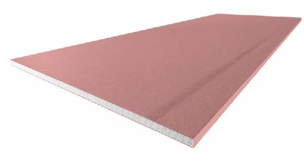 Plaque plâtre PREGYFLAM bords amincis 13mm 260x120cm