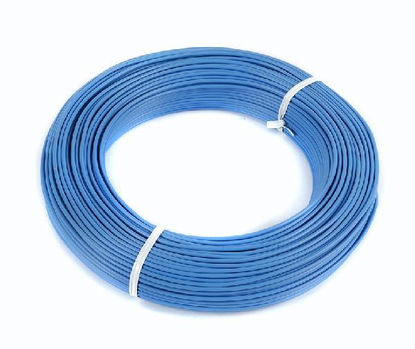 Fil rigide HO7V-U 1,5mm² bleu 100m