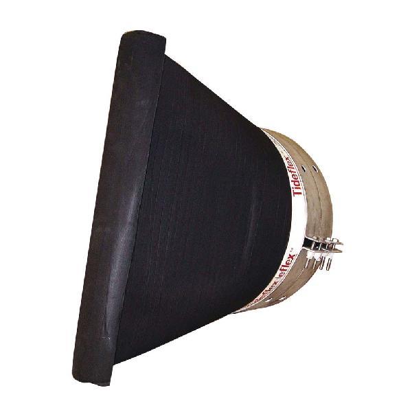 Clapet anti-retour symétrique Ø125 TIDEFLEX TF2