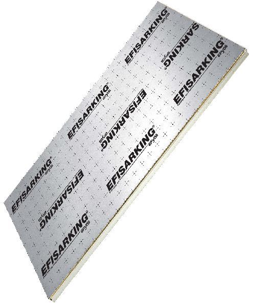 Polyuréthane EFISARKING rainuré bouveté 86mm 240x120cm R=4