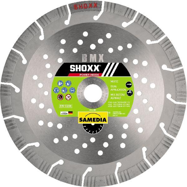 Disque diamant Ø230mm SHOXX BMX