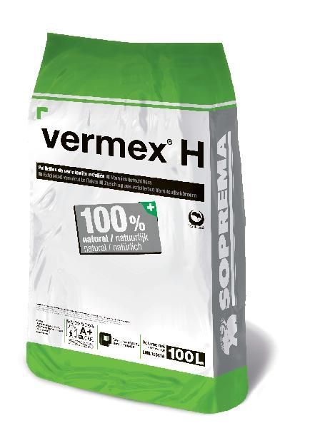 Vermiculite exfoliée VERMEX H sac 100L