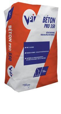 Béton multi usages BETON PRO 350 sac 35kg