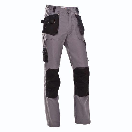 Pantalon SPOTROK gris/noir T.46