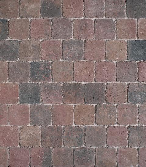 Pavé NEWHEDGE vieilli aqua protect 15x15cm Ep.6cm brick