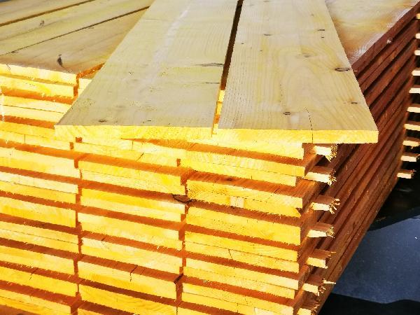 Volige sapin/épicéa traité classe 2 18x200mm 4,00m