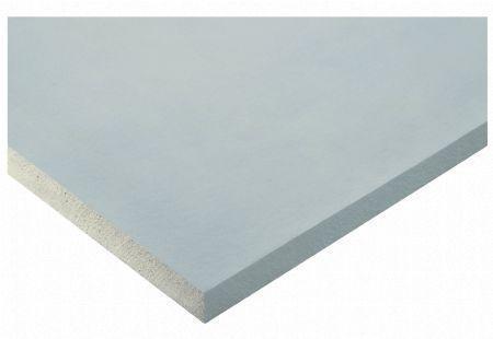 Plaque plâtre GLASROC H OCEAN hydro BA 13mm 260x120cm