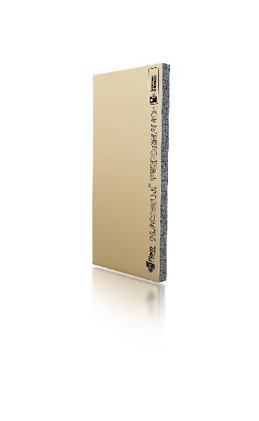 Doublage PLACOMUR PERFORMANCE 13+80mm SPV 260x120cm R=2,55