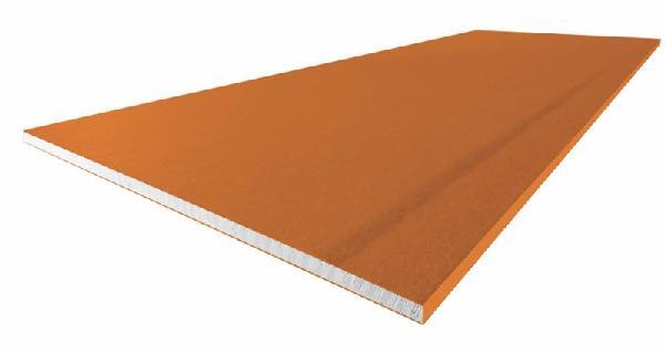 Plaque plâtre PREGYWAB S hydro haute dureté BA 18mm 260x90cm