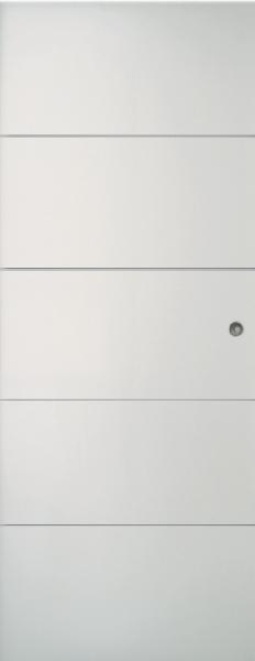 Porte alveolaire horizon rivd 204x83 entaille scrigno for Scrigno doortech
