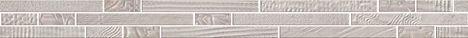 Listel LE MARAIS gris 5cm x60,5cm