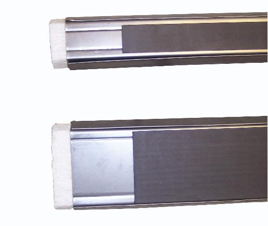 Bande aimantée de positionnement pour PROFILARC 55mm
