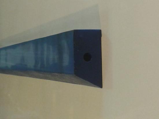 Règle d'arases et listels droit Ht20mm 1,25m GB40xPB30