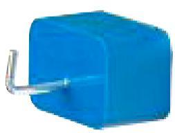 Fixation magnétique FIXOPLAN pour pochette de plan avec oeillets