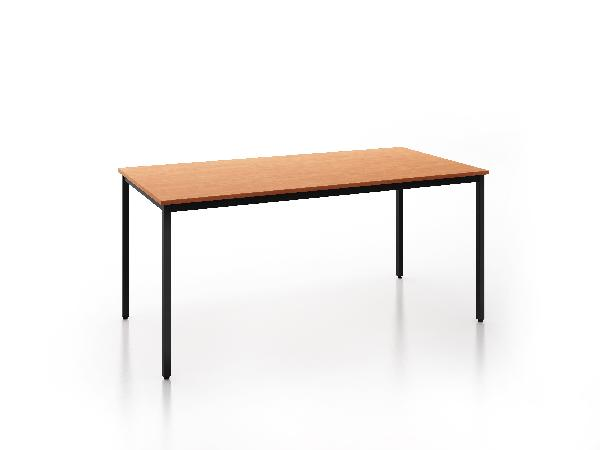 Table mélaminé 1600x800x750mm beige