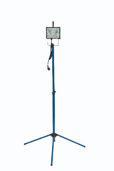 Projecteur halogène télescopique RNF 3G1 400W 1.80m IP 44