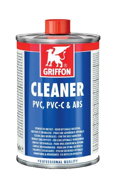 Décapant CLEANER pour tuyau PVC bidon 1 L
