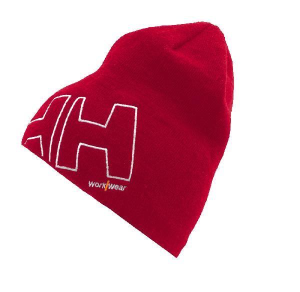 Bonnet HH rouge