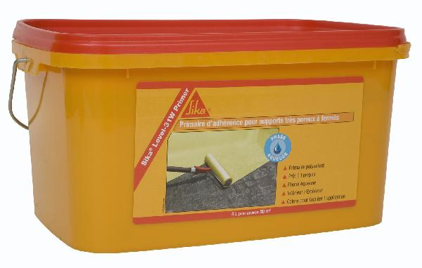 PRIMAIRE ADHERENCE SIKALEVEL 31W PRIMER SEAU 4L