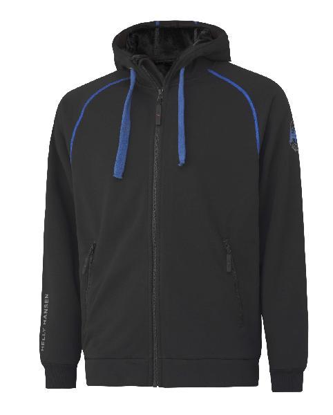 Sweat-shirt CHELSEA HOODIE noir avec capuche T.S
