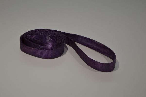 Elingue spéciale treillis soudé réutilisable violette 1,50mx38mm