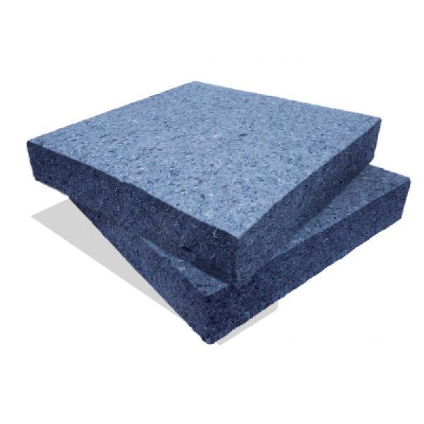 Panneau textile recyclé METISSE PLUS 50mm 120x60cm paquet 12