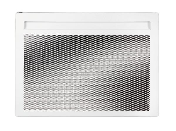 Panneau horizontal rayonnant SOLIUS 1000W blanc NF
