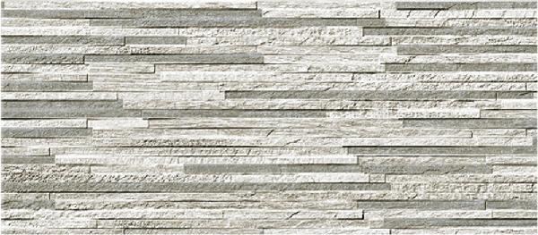 Faïence décor START concrete 26x60,5cm