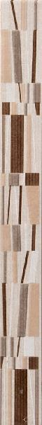 Listel décor SMART jumo taupe 5x50cm