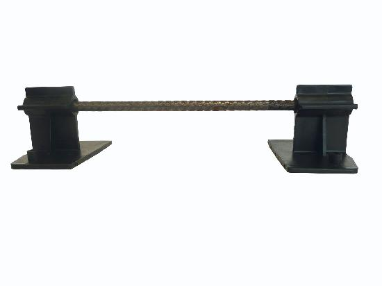 Positionneur de banche métalo-plastique 18cm sachet 100
