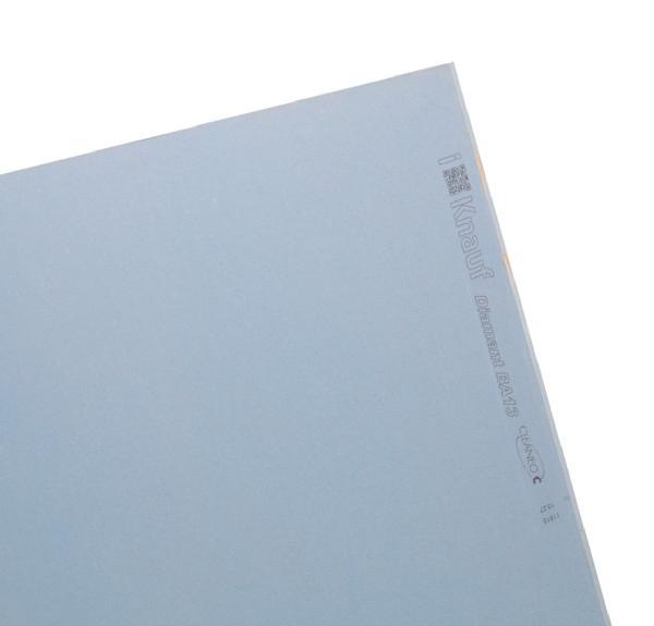 Plaque plâtre DIAMANT CLEANEO hydro bords amincis 13mm 260x120cm