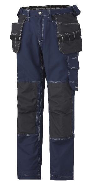 Pantalon VISBY CONSTRUCTION bleu T.54