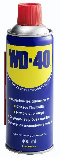 Dégrippant WD40 0,4L