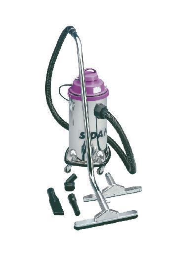 Aspirateur eau et poussières inox JET 30 30L 1200W