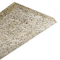 Panneau laine de bois FIBRALITH bord droit 50mm 200x60cm R=0,60