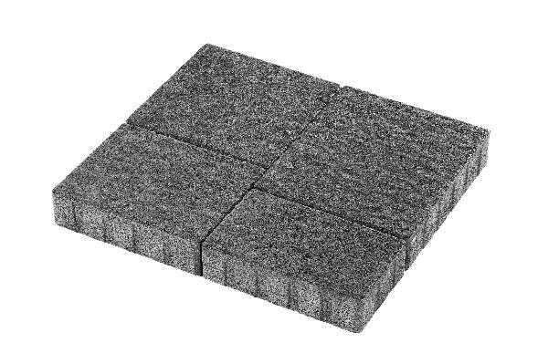 Pavé LES PYRENEES brute 4 formats Ep.6cm anthracite