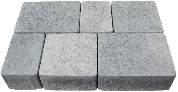 Pavé MODERN multiformat Ep.6cm terre de cendre