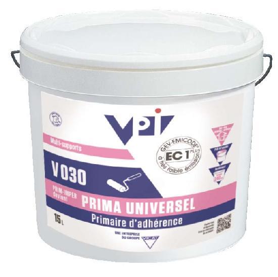 Primaire adhérence V030 PRIMA UNIVERSEL bidon 15L