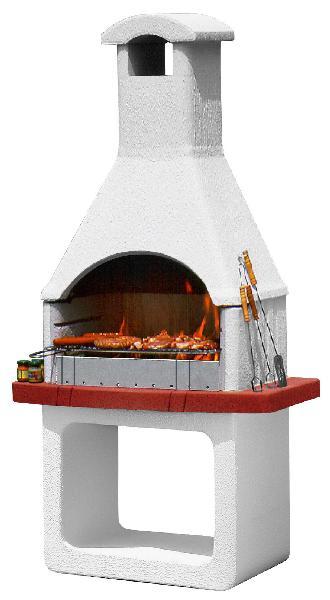 Barbecue MONTEREY H.204cm l.98cm P.62,5cm